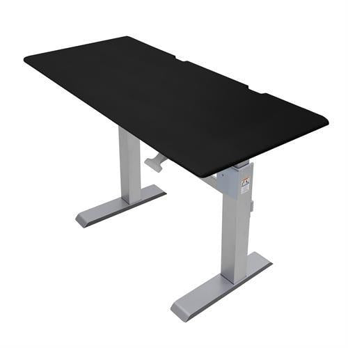 Ergotron WorkFit-DL 60, Sit-Stand Desk - Stretch Desks - Height Adjustable Standing Desk