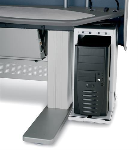 Ergotron Anthro Carl's Table CT15 for Radiology - Stretch Desks - Height Adjustable Standing Desk