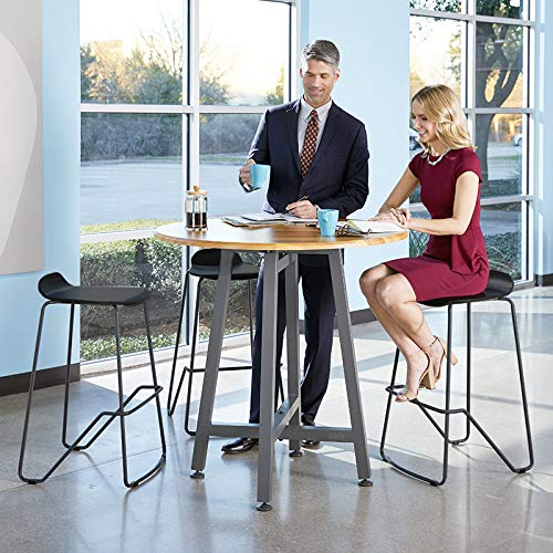 Conference Stool (Espresso) - Set of Two