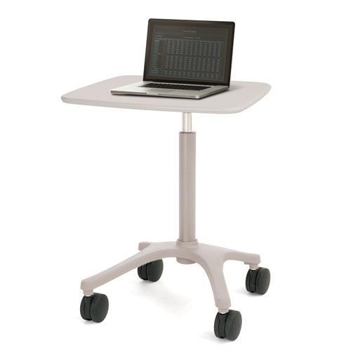 Ergotron Zido® 25, Adjustable-Height Cart, Light Load - Stretch Desks - Height Adjustable Standing Desk