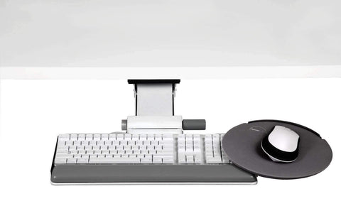 Humanscale 6G Keyboard System, White 900 Board and High Clip Mouse - bringown
