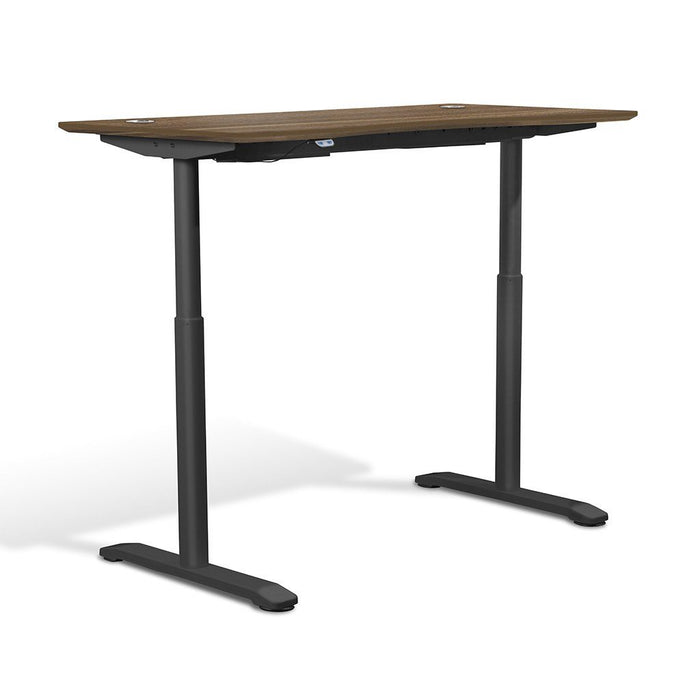 "Unique Furniture 55"" Electric Height Adjustable Desk - Stretch Desks - Height Adjustable Standing Desk"