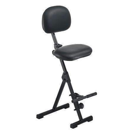 Ergo Desktop Foldable Sit-Stand Chair - bringown