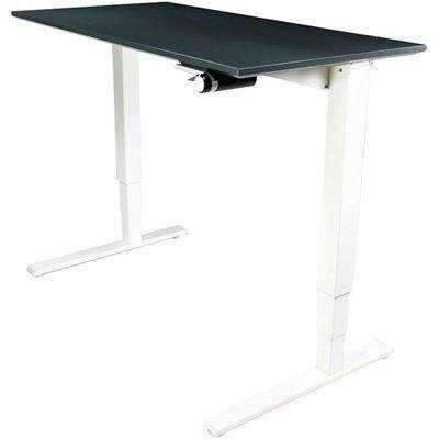 "Humanscale Float - 24"" D x 48"" W Sit/Stand Desk - bringown"