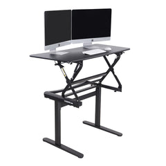Manual Height Adjustable Desks – Pneumatic Option MS1 - bringown