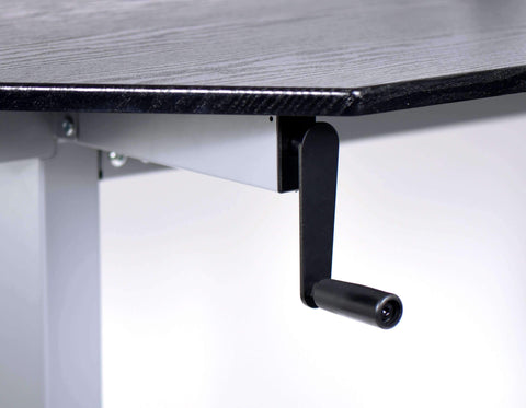"Luxor 60"" Corner Desk - bringown"