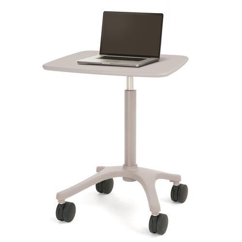 Ergotron Zido® 22, Adjustable-Height Cart - Stretch Desks - Height Adjustable Standing Desk