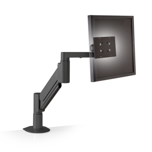 Innovative 9105-XHD – Extra Strength Monitor Arm - Stretch Desks - Height Adjustable Standing Desk