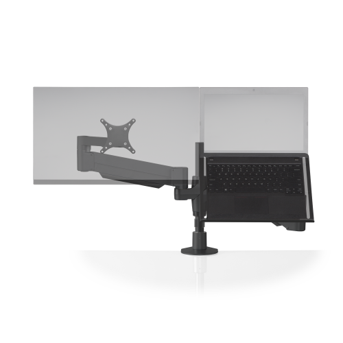 Innovative Staxx Articulating Monitor & Laptop Mount - Stretch Desks - Height Adjustable Standing Desk