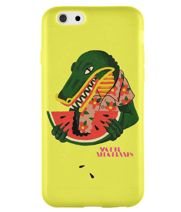 Model Aeroplanes 'Fever' iPhone 6S Full Wrap Case