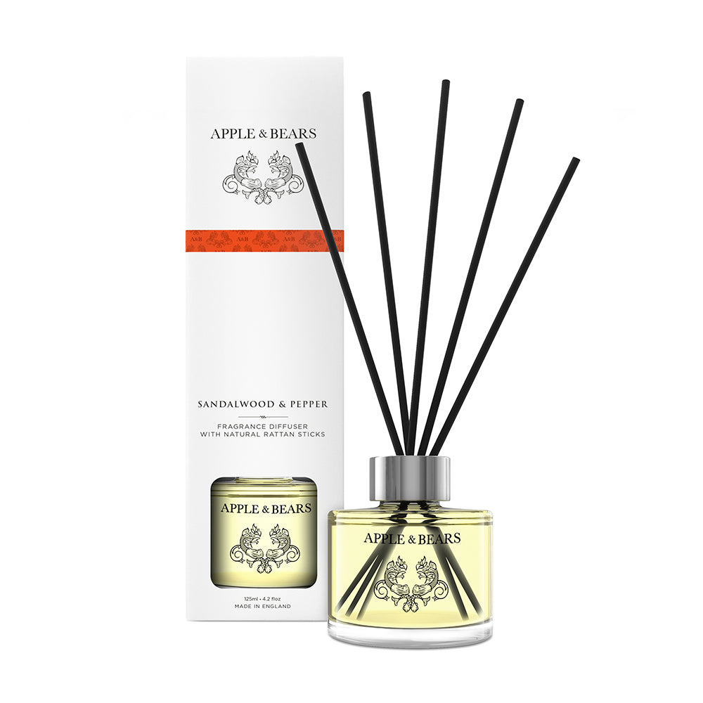 Sandalwood & Pepper Diffuser