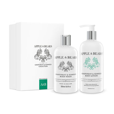 Grapefruit & Seaweed Luxury Gift Set