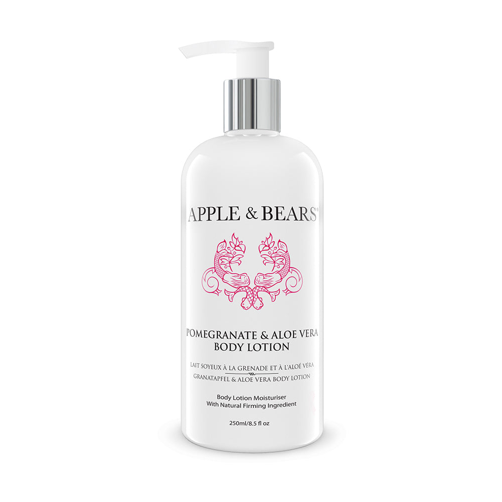 Pomegranate & Aloe Vera Luxury Body Lotion (250ml)