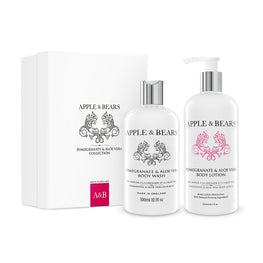 Pomegranate & Aloe Vera Luxury Gift Set