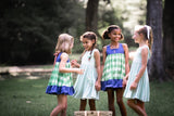 Heart Tunic & Blooms Set / Picnic