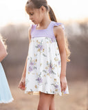 Heart Tunic & Blooms Set / Spring Floral