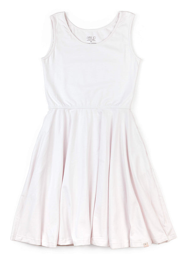 Juniors Tank Dress / Pink Quartz