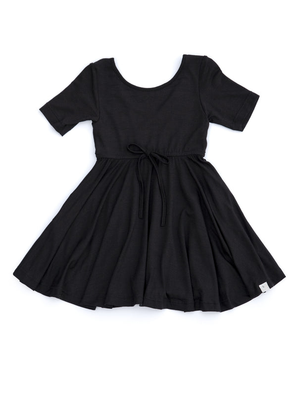 Empire Dress // Black