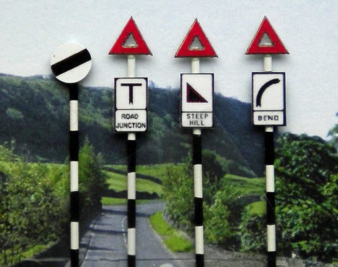 Ancorton 1960s road signs