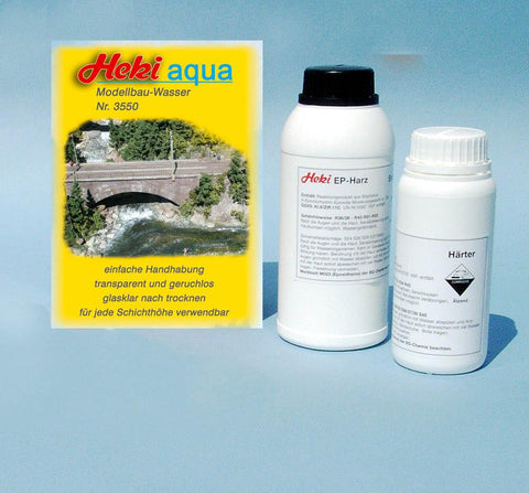 Heki 3550 Solid Water 600ml
