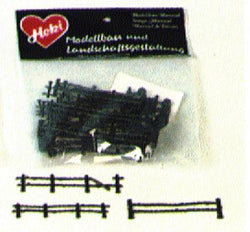 Heki 3135 30 Pieces Field Fencing HO/OO