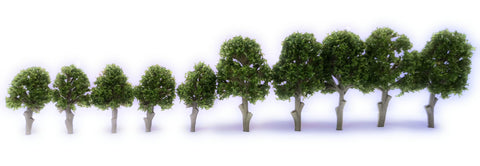 Scalology Mid Green Trees