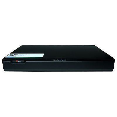 Techvision High Definition 4 Channel NVR 5mp Recording FREE P2P - Techvision Security Group