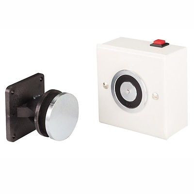Conventional Electromagnetic Fire Alarm Door Holder Esp Fireline Dr916-24 - Techvision Security Group