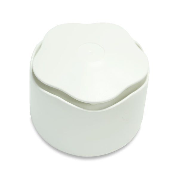 Fire Alarm White Banshee Sounder from ESP IP45 Fireline BA-2W