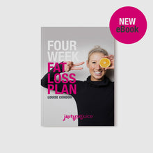 Four Week Fat Loss Plan - eBook