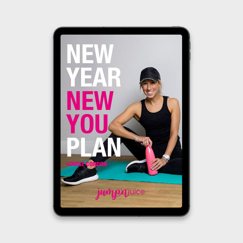 New Year New You Plan