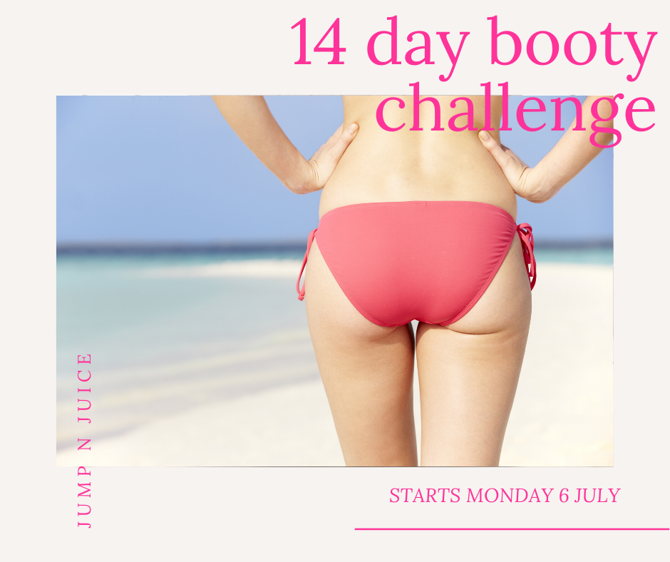 14 Day Booty Challenge