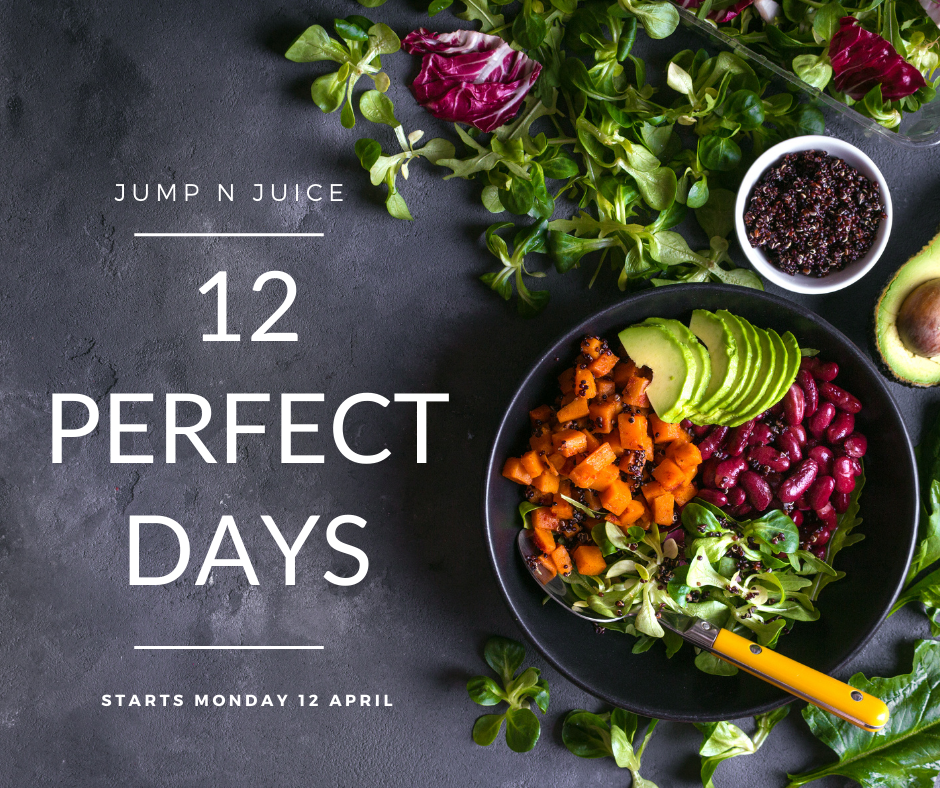 12 Perfect Days (of eating, sleeping and training!)