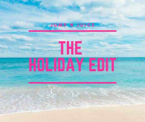 The Holiday Edit - 6 weeks of workouts to keep you fit and healthy this summer