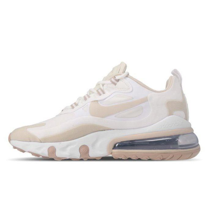 NIKE AIR MAX 270 REACT ''Summit White Brown''