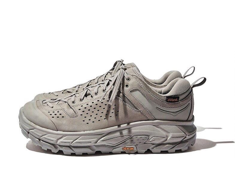 Hoka One One Tor Ultra Low Engineered Garments ''Simply Taupe''