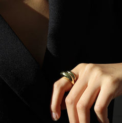 Thin Dome Ring Model