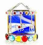 "Carousel Night Light with Auto Sensor. 3.5"" x 4"""