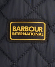 BARBOUR INTERNATIONAL Formation Quilted Jacket - Navy