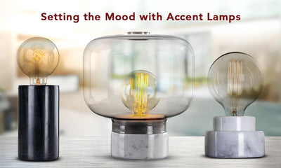 Setting the Mood with Accent Lamps