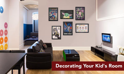 Try Your Hand at This 2 Minute Quiz & Help Your Kid Redecorate!