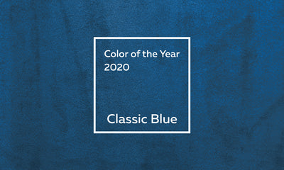 Decorating with Pantone's Color of the Year: Classic Blue