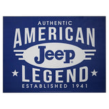 """Jeep American Legend Oversized Metal Sign (31"""" x 41"""")"""