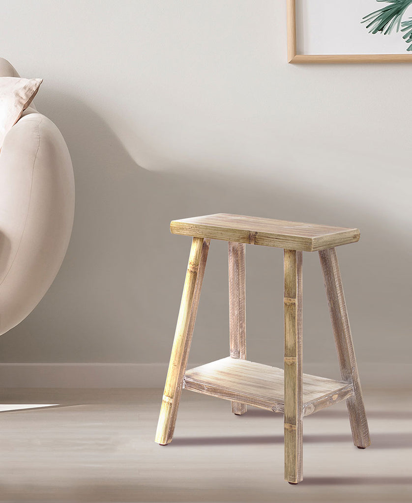 Wooden Stool
