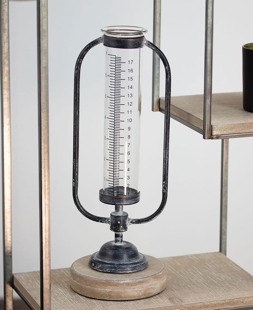 Decorative Table Top Metal Test Tube Holder