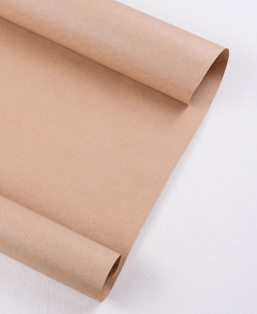 Rolled Out Kraft Paper