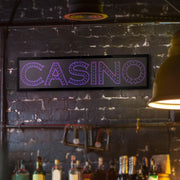 Casino LED Marquee Sign