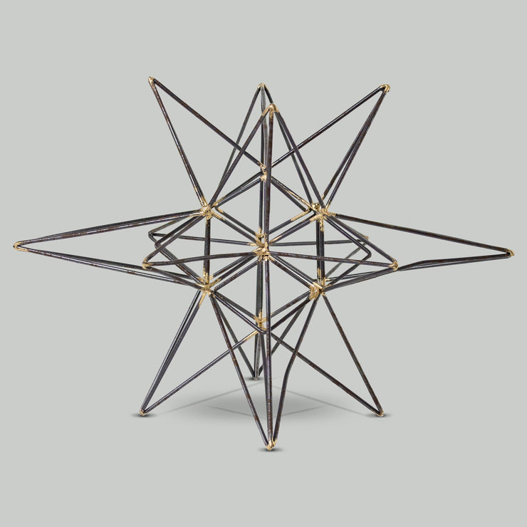 Metal Star Figurine Small