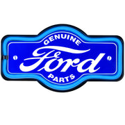 Officially Licensed Ford Genuine Parts LED Sign