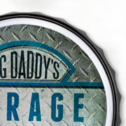 "Big Daddy's Garage LED Neon Light Sign Wall Decor (12.5"")"